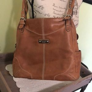Gorgeous Tignanello leather purse